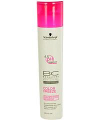 Schwarzkopf BC Cell Perfector Color Freeze SulfateFree Shampoo 250ml Šampon na poškozené, barvené vlasy W Bezsulfátový šampon pro barvené vlasy
