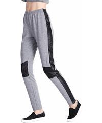 Lesara Sporthose mit Knie-Patch - M