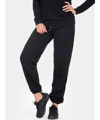 Urban Classics Ladies Quilt Jogging Pants Black TB1072