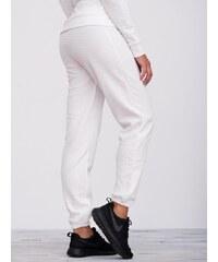 Urban Classics Ladies Quilt Jogging Pants Off White TB1072