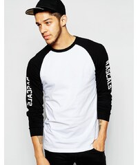 Rascals - Langärmliges Raglan-Shirt - Schwarz