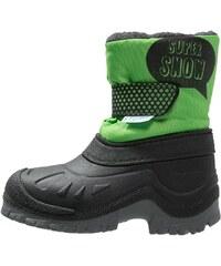 STUPS Snowboot / Winterstiefel green/black