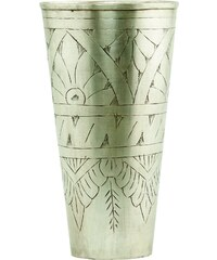 House Doctor Postříbřená váza Lassi