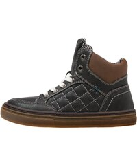 fullstop. Sneaker high dark grey/brown