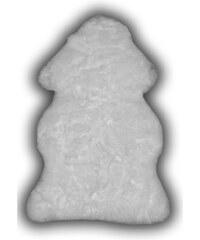 Pipsa Ovčí kožešina Mouton, 110x80 cm, bílá