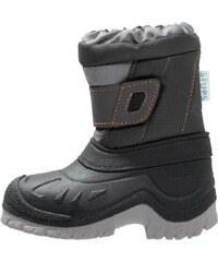STUPS Snowboot / Winterstiefel grey/black
