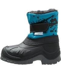 STUPS Snowboot / Winterstiefel blue/black