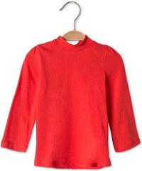 C&A Baby Basic Unterziehrolli aus Bio-Baumwolle in Rot