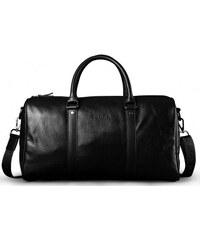 Pánská taška Feger Travel černá - černá