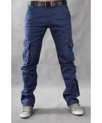NEW FEELING kalhoty pánské 4250-11 kapsáče