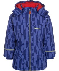 CeLaVi Winterjacke navy purple