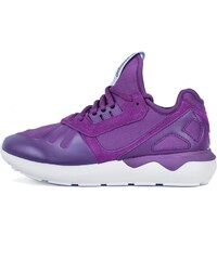 Sneakers - tenisky Adidas Originals Tubular Runner merlot/merlot