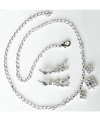 InObleceni Bižuterie - souprava náhrdelník a náušnice