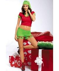 Obsessive Vánoční kostým ELF