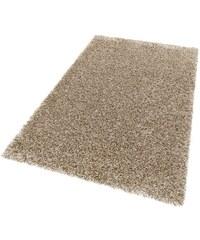 SCHÖNER WOHNEN KOLLEKTION Hochflor-Teppich Feeling Höhe 55mm handgetuftet natur 1 (B/L: 70x140 cm),2 (B/L: 90x160 cm),3 (B/L: 120x180 cm),4 (B/L: 170x240 cm),40 (B/L: 140x200 cm),6 (B/L: 200x300 cm)