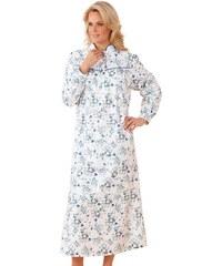 Nachthemd Rosalie weiß 36/38,40/42,44/46,48/50,52/54,56/58