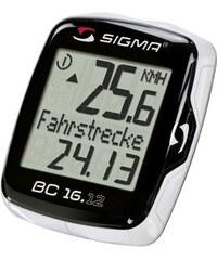 SIGMA SPORT Sport Fahrradcomputer kabelgebunden Topline 2012 BC 16.12
