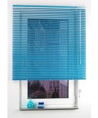 Jalousie Aluminium-Jalousie YOUNG COLOURS Aluminium Fixmaß LIEDECO blau 1 (H/B: 160/60 cm),2 (H/B: 160/80 cm),3 (H/B: 160/100 cm)