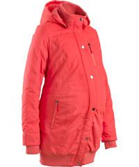 bpc bonprix collection Umstandsjacke mit Kapuze, weitenregulierbar langarm in rot für Damen von bonprix