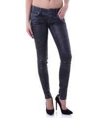Dámské jeans Sexy Woman 59824 - Tmavě modrá / XXS