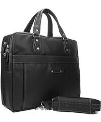 Pánská taška přes rameno Hexagona C99604 - černá