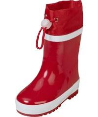 Dětské holinky Playshoes červené