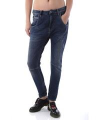 Dámské jeans Sexy Woman 59731 - Modrá / M