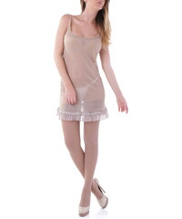 Dámské šaty Cristina Gavioli 53004 - Béžová / M
