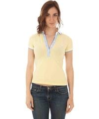 Dámské polo tričko Fred Perry 52757 - L / Žlutá
