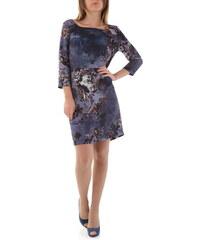 Dámské šaty Cristina Gavioli 52639 - Tmavě modrá / 48