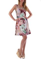 Dámské šaty Olivia Hops 52544 - 42 / Vícebarevná