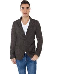 Pánský blazer Calvin Klein 51819 - Hnědá / 52