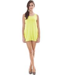 Dámské šaty Phard 50956 - S / Žlutá