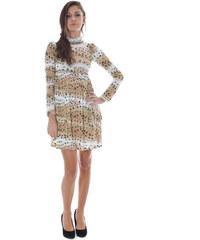 Dámské šaty Phard 50950 - Béžová / S