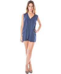 Dámské šaty Linea Verde 50737 - Modrá / XS