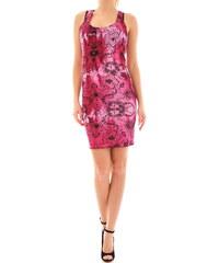 Dámské šaty Sexy Woman 48090 - Fialová / S
