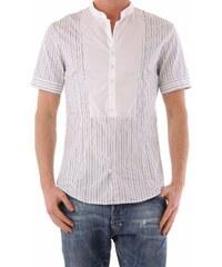 Pánská košile Absolut Joy 47156 - Šedá / XL