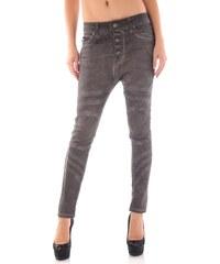 Dámské jeans Sexy Woman 46891 - XXS / noce