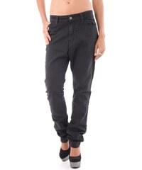 Dámské jeans Sexy Woman 46576 - Černá / M