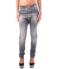 Dámské jeans Sexy Woman 46549 - Šedá / XS