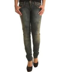 Dámské jeans Sexy Woman 46516 - Modrá / XS
