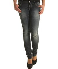 Dámské jeans Sexy Woman 46515 - Modrá / XS