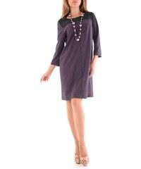 Dámské šaty Cristina Gavioli 46076 - 42 / Modro fialová
