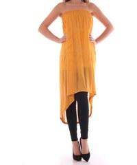 Dámské šaty Cristina Gavioli 45614 - 44 / Zlatá