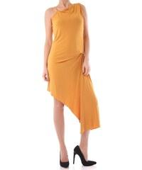 Dámské šaty Cristina Gavioli 45426 - 42 / Zlatá