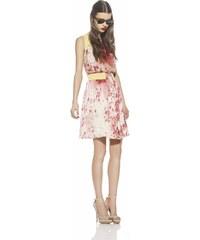Dámské šaty Cristina Gavioli 45359 - Růžová / 46