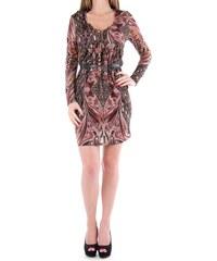 Dámské šaty Cristina Gavioli 45262 - S / Tmavě fialová