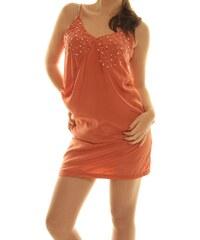 Dámské šaty Cristina Gavioli 45095 - 42 / Oranžová