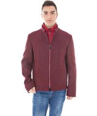 Pánský kabát Calvin Klein 44294 - Červená / 46