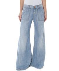 Dámské jeans Phard 43083 - Azurová / 28